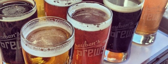Reuben's Brews is one of Seattle.