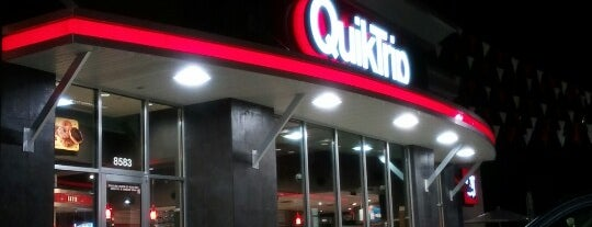 QuikTrip is one of Posti che sono piaciuti a Christian.