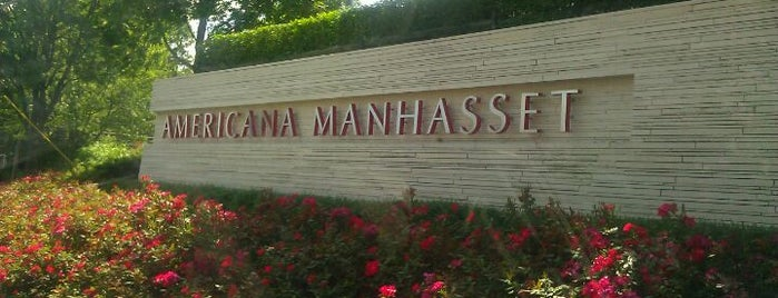 Americana Manhasset is one of NYC.