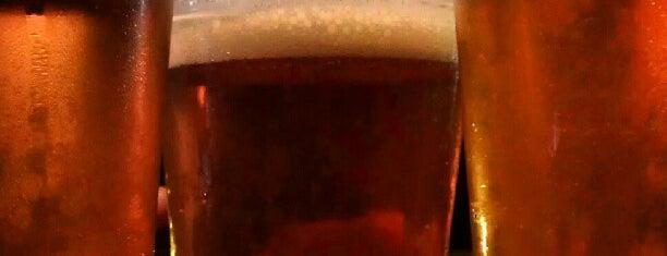 Riley's is one of Beer. Food. Yum. LA..