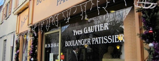 Artisan Boulanger Pâtissier is one of  Paris Eat .