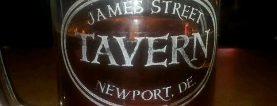 James Street Tavern is one of Tempat yang Disimpan Ali.