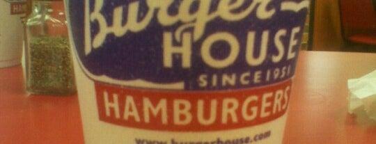 Burger House - Spring Valley Rd is one of Orte, die Sirus gefallen.