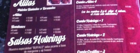 Hot Wings is one of Medellin.