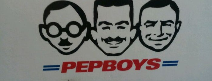 Pep Boys Auto Parts & Service is one of Mimi : понравившиеся места.