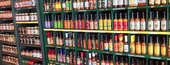 Tears of Joy Hot Sauce Shop is one of @inthekisser's SxSW picks.