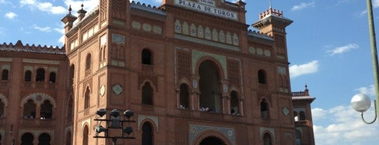 Plaza de Toros de Las Ventas is one of The Best Of Madrid.