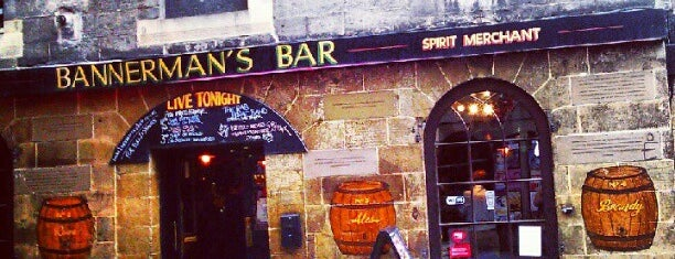 Bannerman's Bar is one of Tempat yang Disukai Kevin.