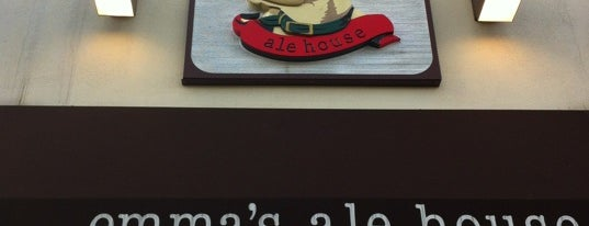 Emma's Ale House is one of Restaurants.