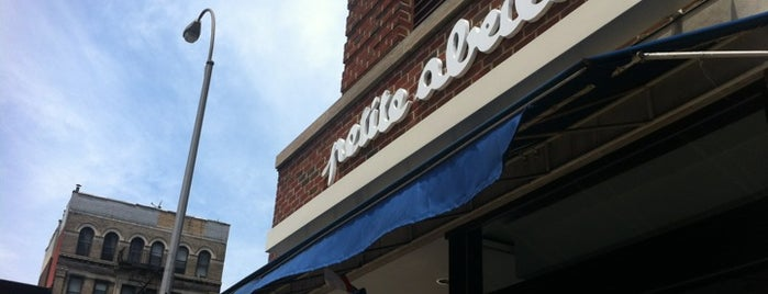 Petite Abeille is one of NYC Good Food.