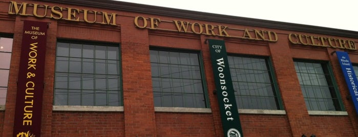 Museum of Work and Culture is one of Our Dumb Wedding.
