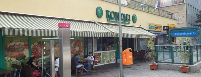 Konyalı is one of Lugares favoritos de Berlin Love.