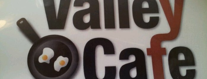 Valley Cafe is one of Ibrahim'in Kaydettiği Mekanlar.