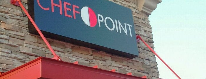 Chef Point Cafe is one of Tempat yang Disimpan rohan.