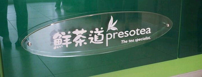 Presotea 鮮茶道 is one of Perth.