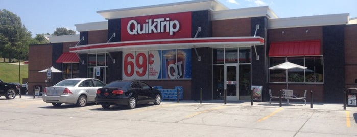QuikTrip is one of Places in KC.