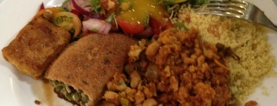 Restaurante O Vegetariano is one of Vegetarianos em Recife.