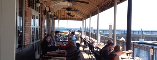 Jaco's Bayfront Bar & Grille is one of Florida.