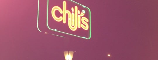 Chili's Grill & Bar is one of Food & Fun.