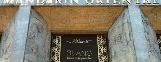 Mandarin Oriental is one of 101 llocs a veure a Barcelona abans de morir.