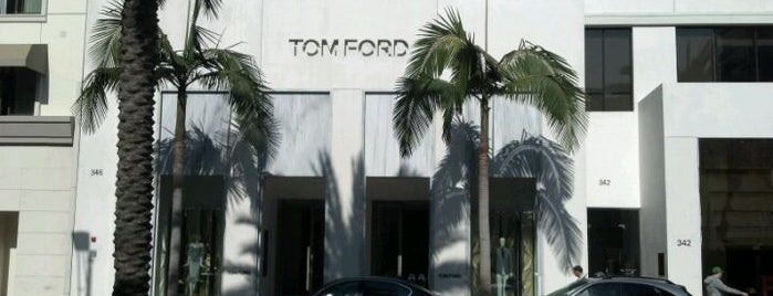 Tom Ford is one of Top picks for Clothing Stores.