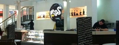 Press Café is one of Cafeterias em Porto Alegre.