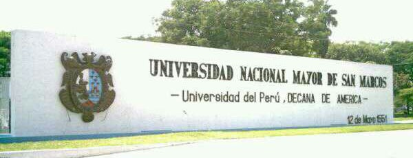 Universidad Nacional Mayor de San Marcos - UNMSM is one of Bibliotecas.