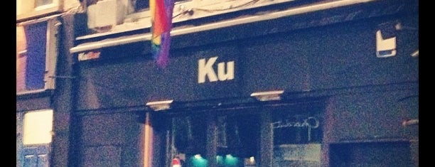 Ku Bar is one of Posti salvati di Kevin.