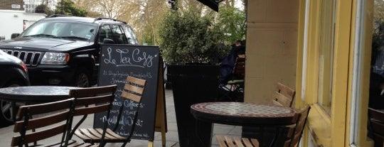 Le Tea Cosy is one of Lugares favoritos de Alexis.