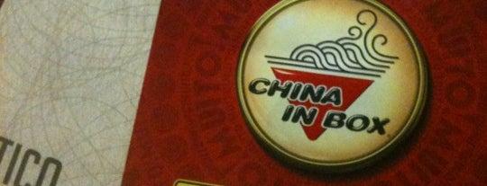 China in Box is one of Lieux qui ont plu à Gabi.