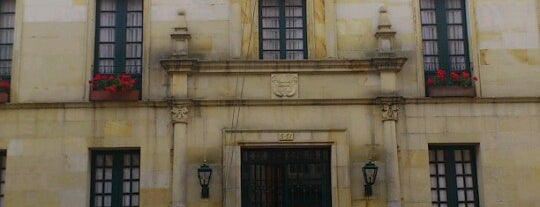 Palacio de San Carlos is one of #turisTIC @ La Candelaria.