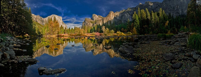 Yosemite National Park is one of Anotei!.