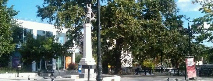 Πλατεία Κασταλίας is one of Ifigenia: сохраненные места.
