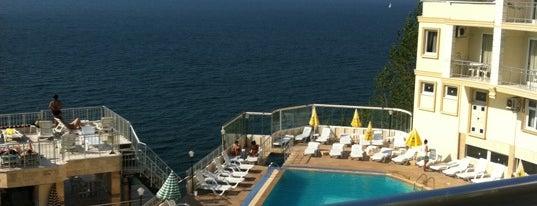 Doğalya Hotel is one of ** TRAVELLERS ' 2 **.