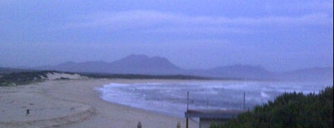 Kleinmond Beach is one of South Africa.