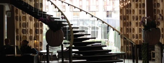 Hotel Sofitel Strasbourg Grande Ile is one of Hotels.