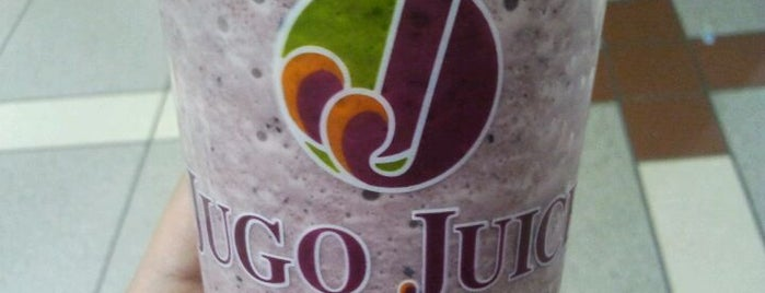 Jugo Juice is one of Canadá.
