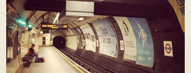 Tottenham Hale London Underground Station is one of Underground Stations in London.