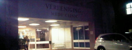 Vereeniging Mediclinic is one of VEREENIGING.