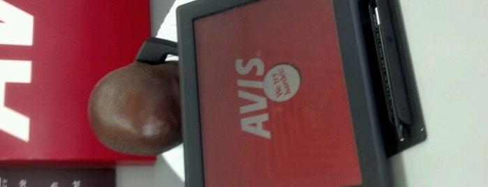 Avis Car Rental is one of Jon : понравившиеся места.