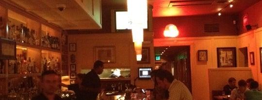 La Bodeguita del Medio is one of Top 100 Bay Area Bars (According to the SF Chron).