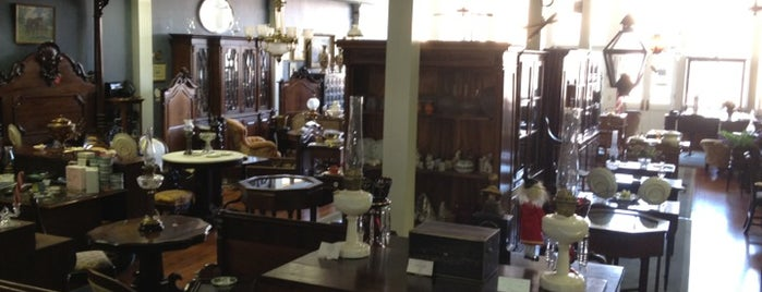 Lower Lodge Antiques is one of Natchez.