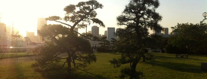 晴海ふ頭公園 is one of おでかけ.