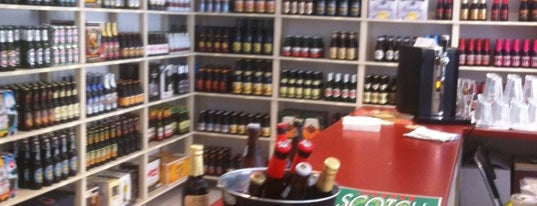 The Beer Shop is one of Sitios.