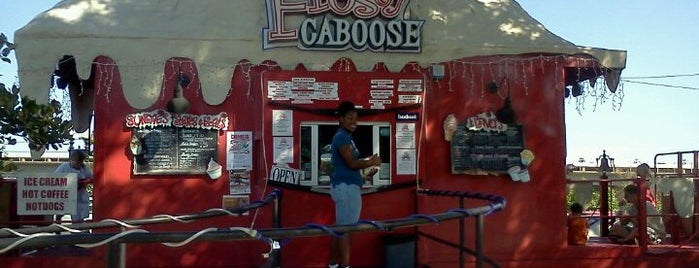 Frosty Caboose is one of Food - Atlanta Area.