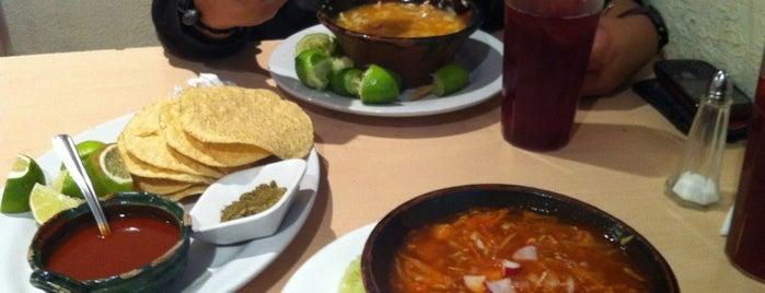 Oaxa-K is one of Must-visit Food in México.