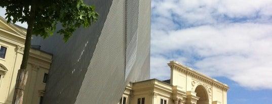 Militärhistorisches Museum der Bundeswehr (MHM) is one of Dresden.