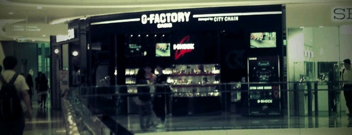 G-Factory is one of Hong Kong.