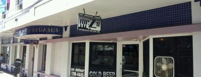 Mr. Z's -Old Town is one of Brian'ın Kaydettiği Mekanlar.