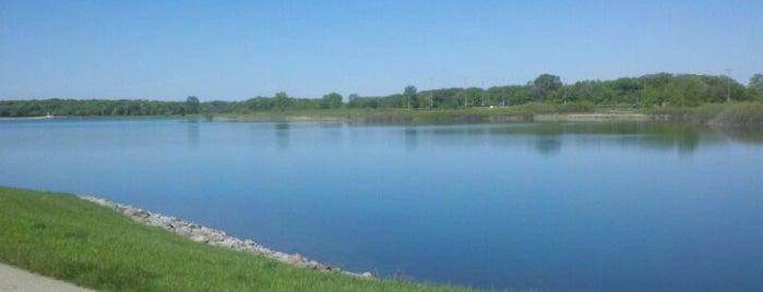 Lake Andrea is one of Tempat yang Disukai Rosana.